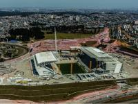 Mundial-2014: três estádios vão falhar prazos da FIFA