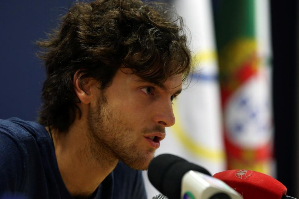 Ténis: João Sousa confirma representação de Jorge Mendes