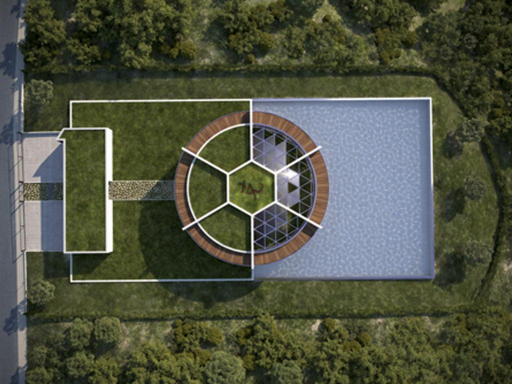 Será esta a futura (e grandiosa) casa de Messi?