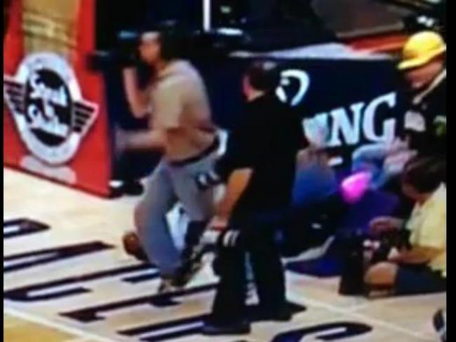 NBA: o que acontece quando se fica com uma perna dormente