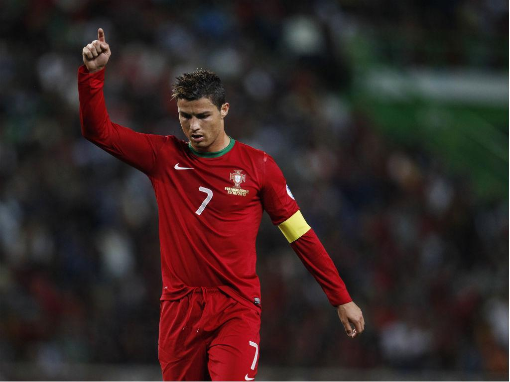 Cristiano Ronaldo: «Podemos fazer um grande Mundial»