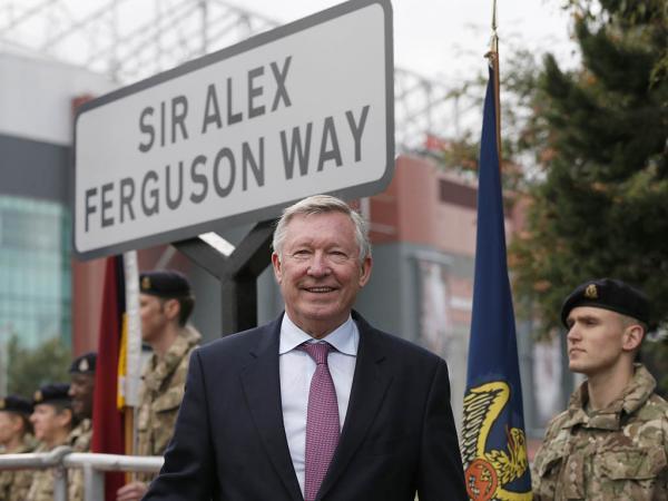 Ferguson: «Messi só é jogador para o Barcelona»