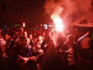 Bósnia: a imensa festa do apuramento para o Mundial (Reuters)