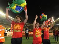 Os Diabos já disseram Olá ao Brasil (Reuters)
