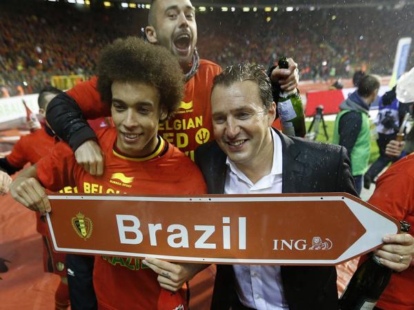FIFA divulgou horários dos jogos do Mundial