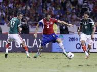 Estados Unidos salvam México, Panamá chora (Lusa)