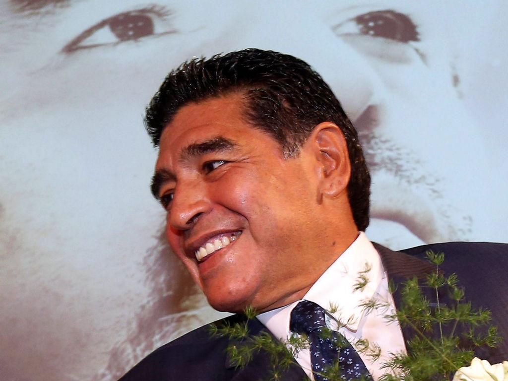 Pode a filha de Maradona ter custado um lugar no Mundial?