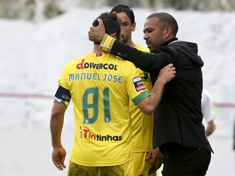 Esteve vários anos na 1ª Liga e agora reforça clube da distrital da AF Porto