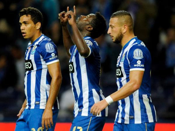 F.C. Porto-Trofense, 1-0 (destaques)
