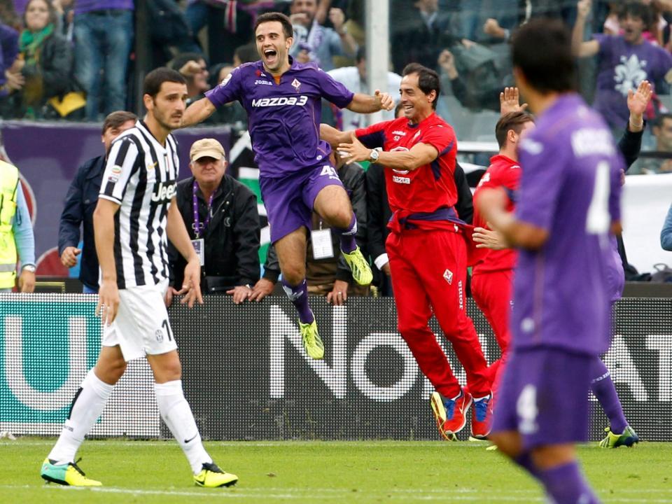 OFICIAL: Giuseppe Rossi assina pelo Génova