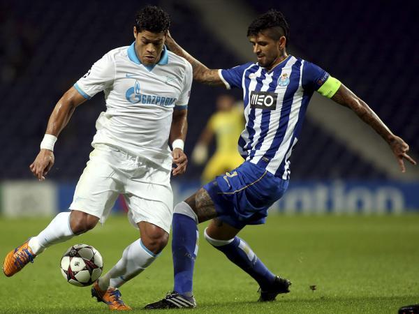 Hulk: «Estou feliz mas nunca esquecerei o FC Porto»