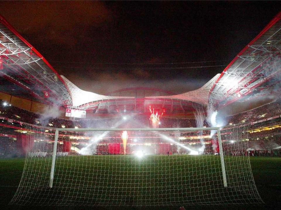 Estádio da Luz completa 15 anos: as recordações de alguns jogadores