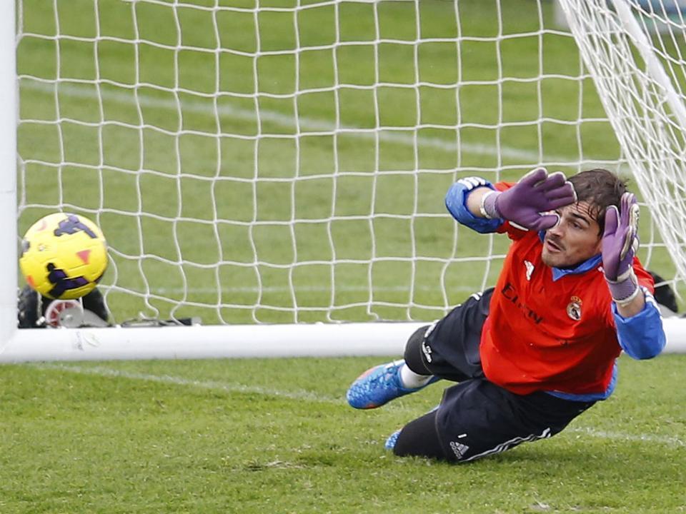 Casillas critica sorteio do Mundial2014