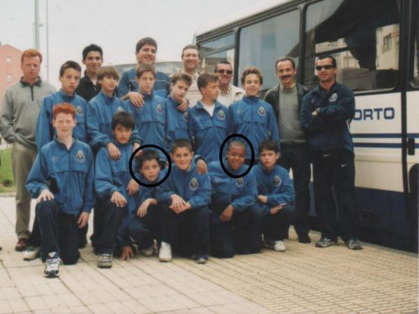 Entrevista a Josué: sete contos (ou não?) para entrar no FC Porto