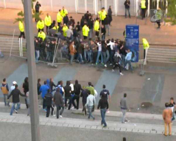 FC Porto-Sporting: PSP identifica 100 agressores
