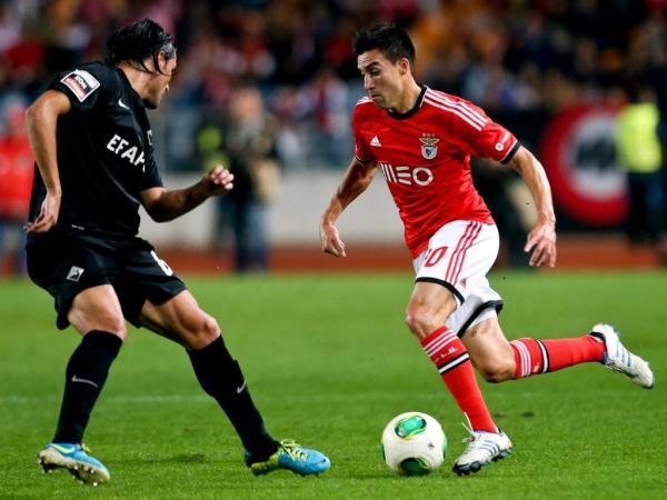 Benfica-Académica (antevisão): o mestre e os estudantes