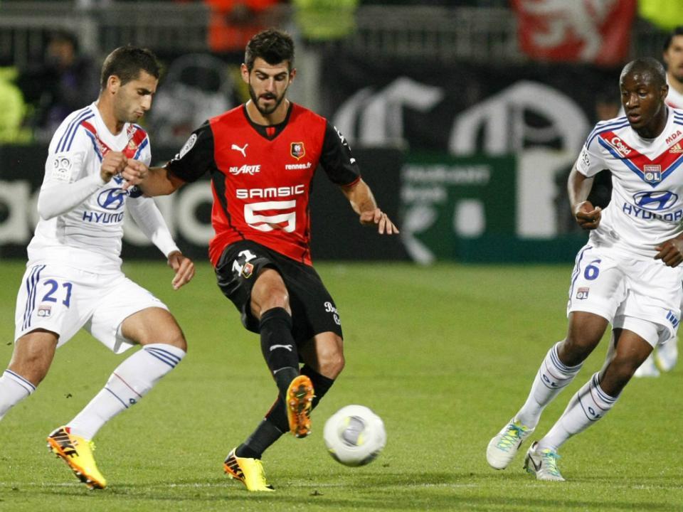 França: Rennes, com Nelson Oliveira, soma sexta derrota