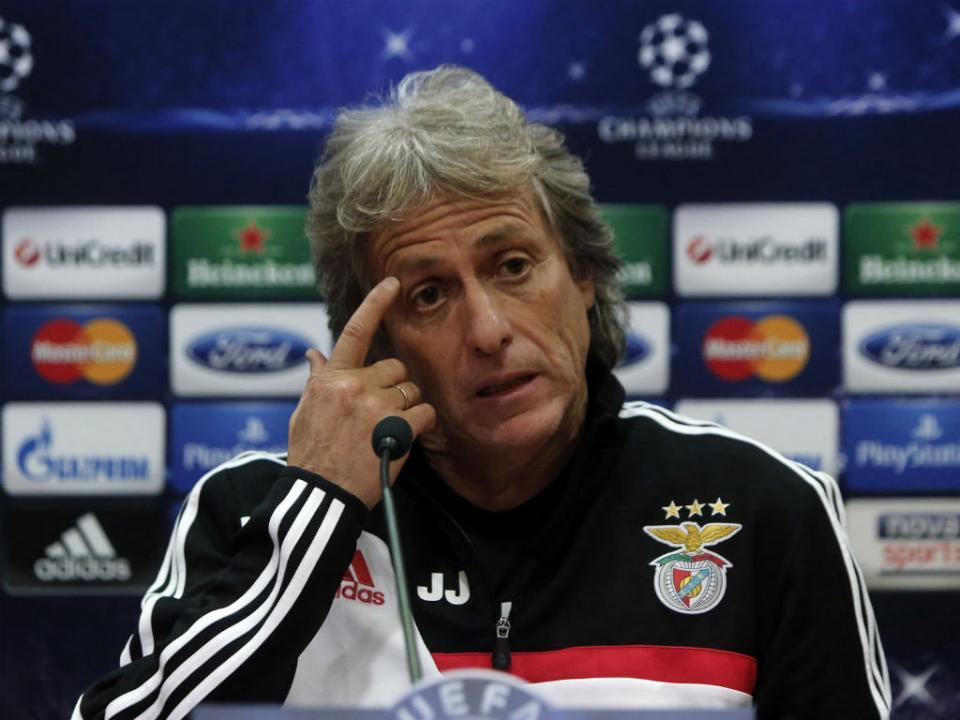 Benfica: definido programa do PSG em Lisboa