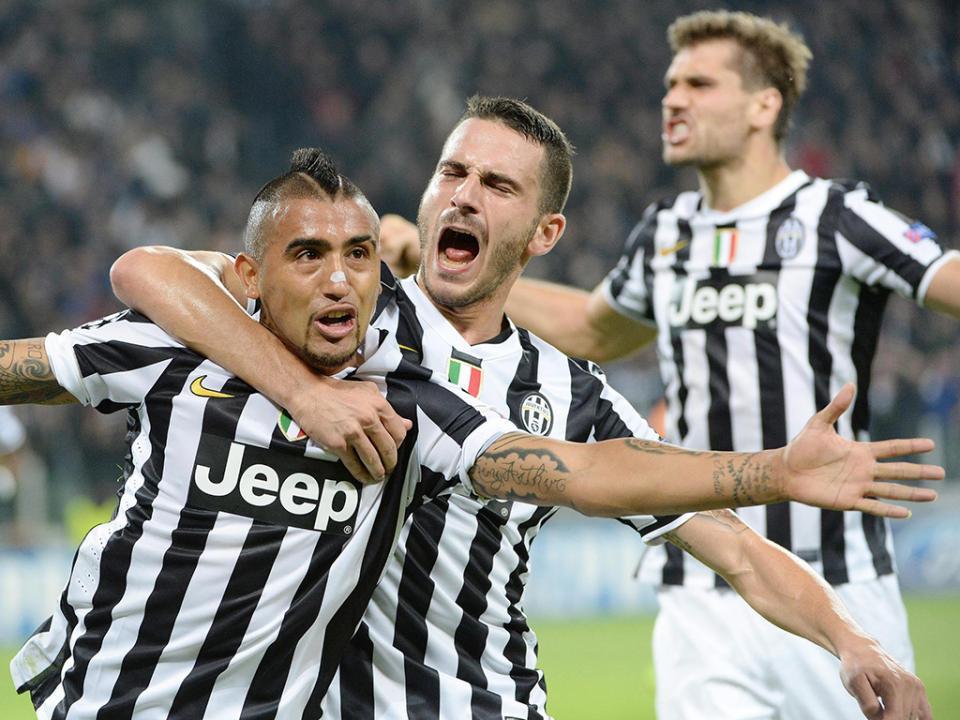 Itália: Juventus cada vez mais líder da Série A