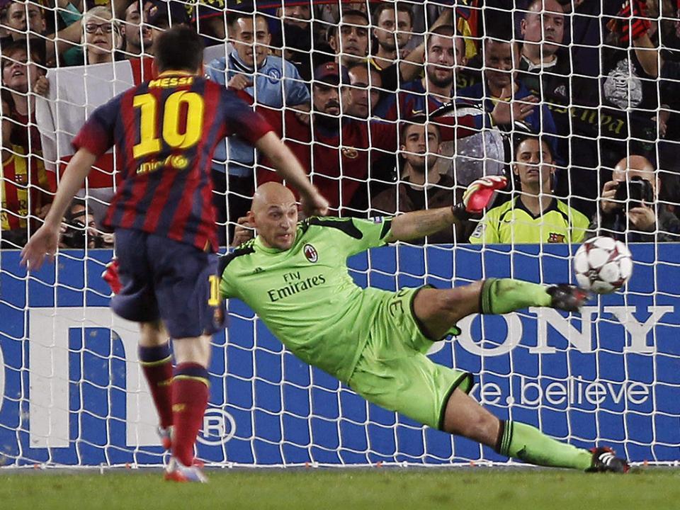 E se este golo de Messi tivesse valido?
