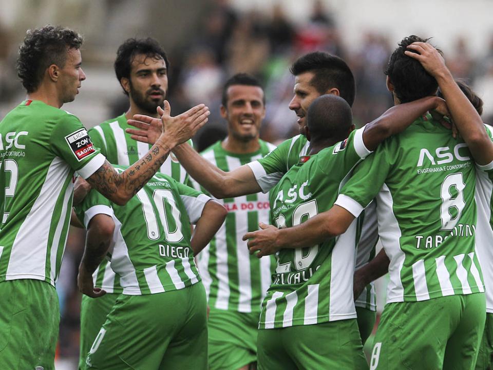 Rio Ave: Edimar, Roderick e Renato Santos chamados para o Benfica