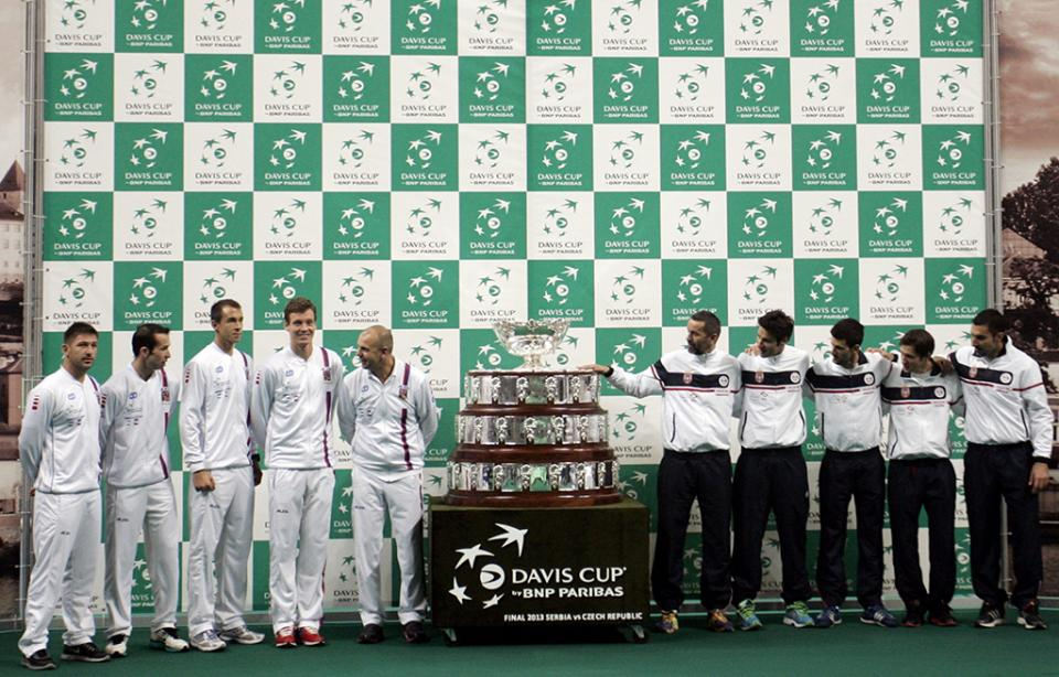 Taça Davis: Portugal defronta Marrocos na primeira ronda
