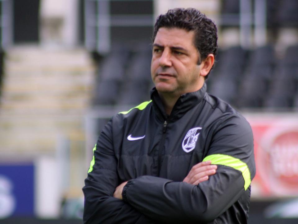 Rui Vitória responde a Domingos: «Podia falar dele como jogador»