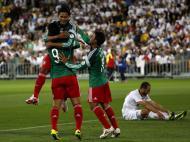México festeja apuramento para o Mundial (Reuters)