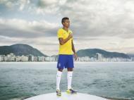 A camisola do Brasil para o Mundial 2014