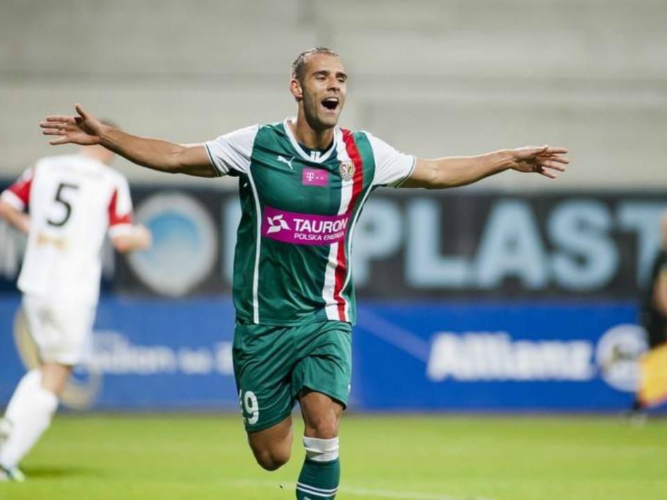 A melhor época de sempre para um goleador português
