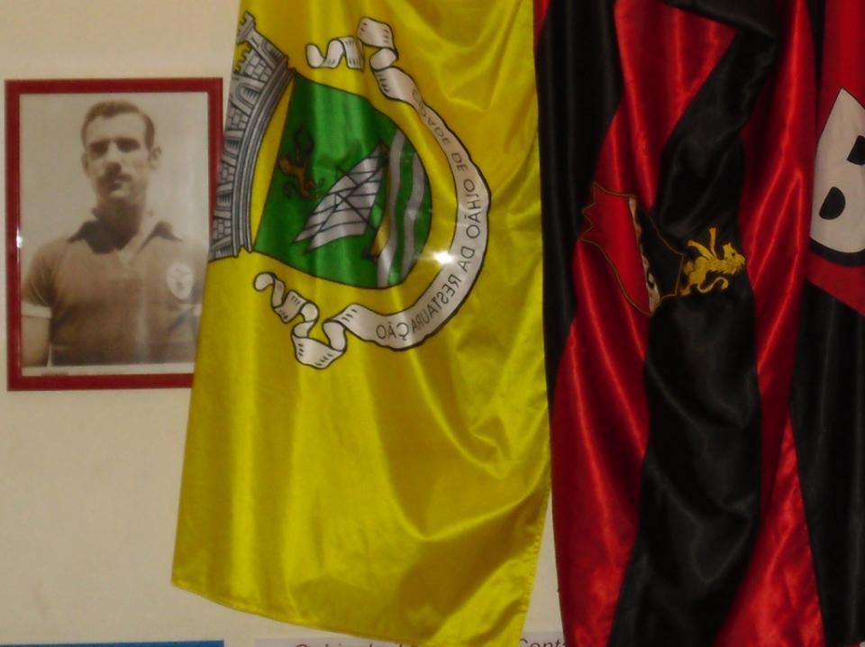 Luciano: a morte no Estádio da Luz, numa manhã de dezembro