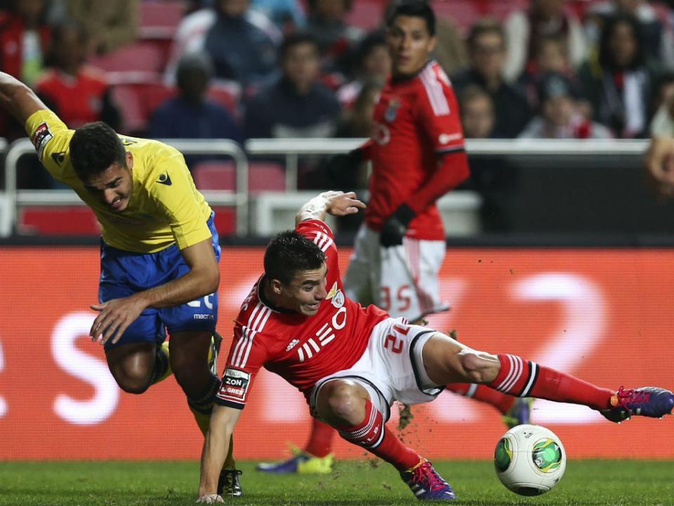Benfica: repetido o pior registo caseiro com promovidos