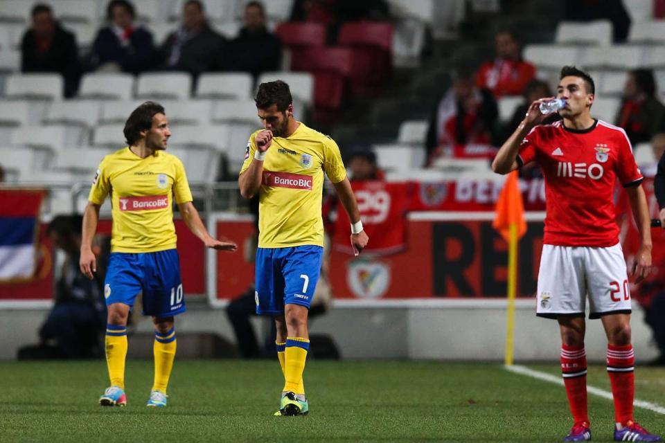 Benfica: para quando um jogo convincente?