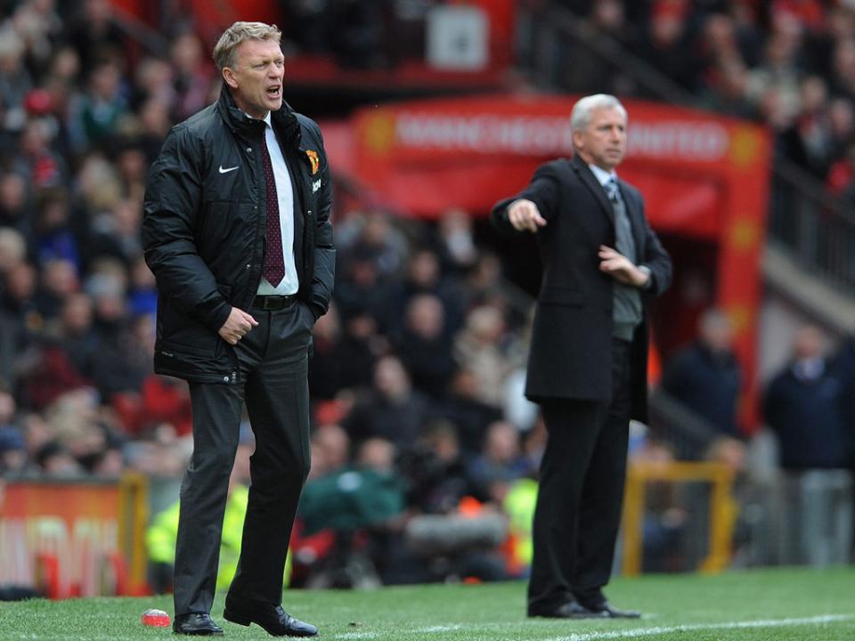 Manchester United: Moyes assume culpas mas não está em pânico