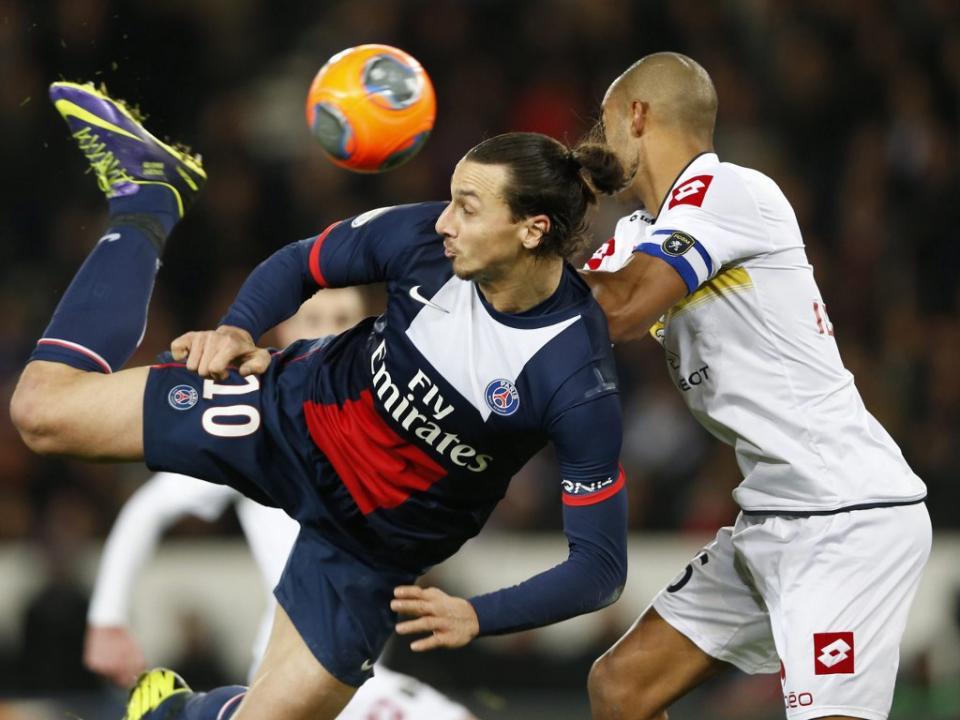 PSG: Zlatan Ibrahimovic não vem a Lisboa para defrontar o Benfica