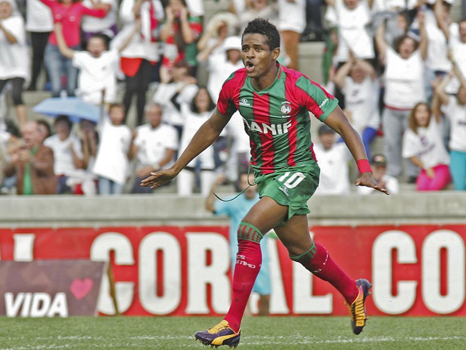 Marítimo-Nacional, 2-2 (destaques)