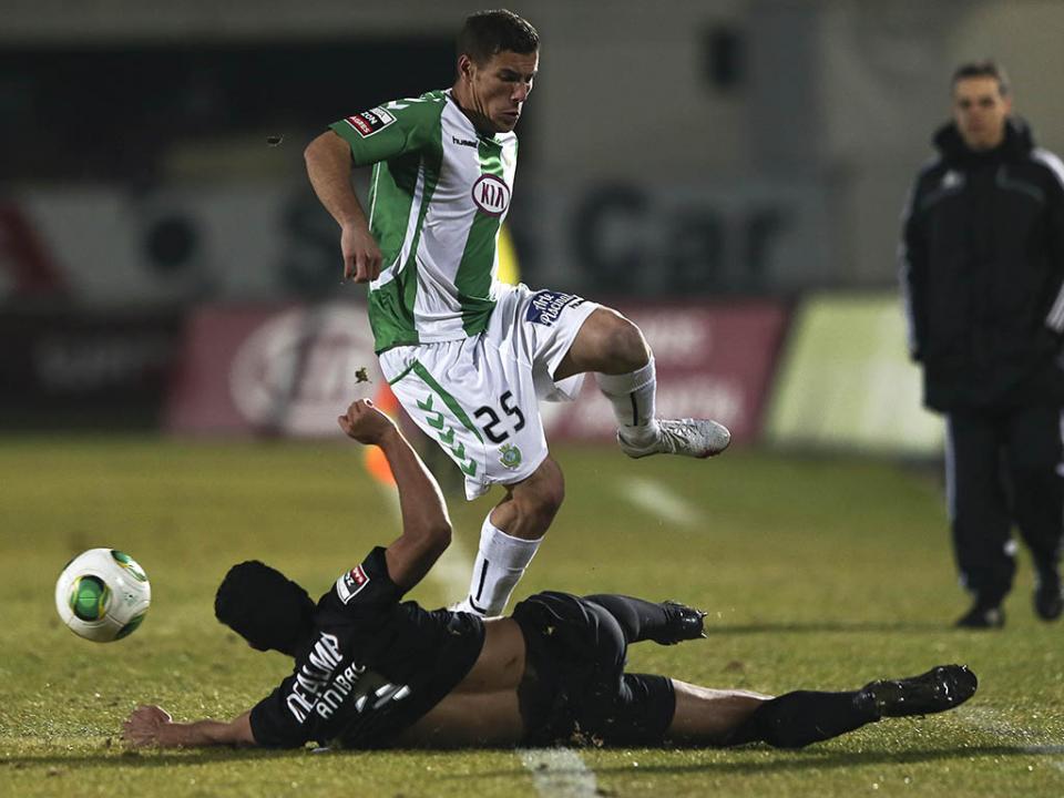 Vitória Setúbal-Académica, 1-0 (resultado final)