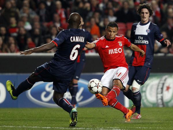 Prémios da Champions: Benfica arrecada mais 1,5 milhões do que o FC Porto