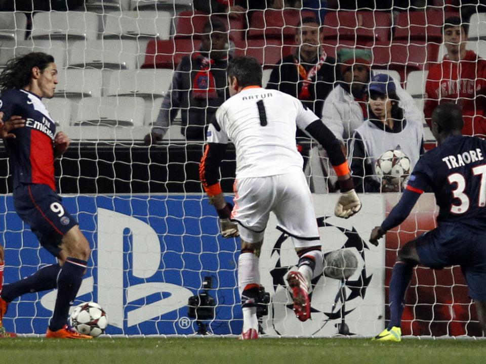 Benfica eliminado: um cenário comum na Liga dos Campeões
