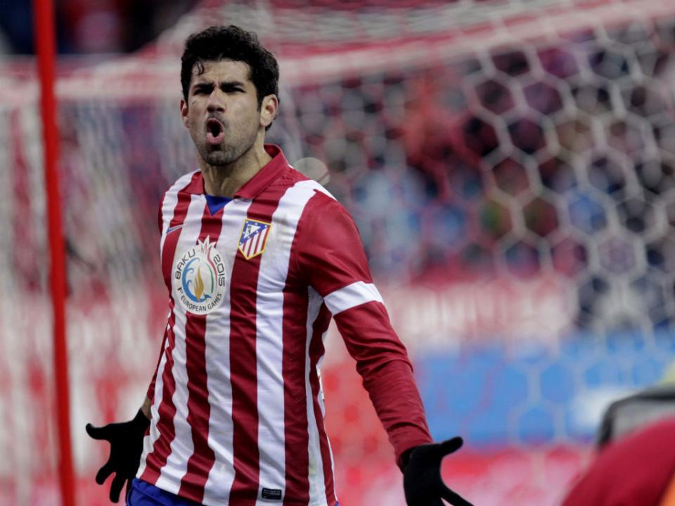 OFICIAL: Diego Costa é reforço do Atlético Madrid