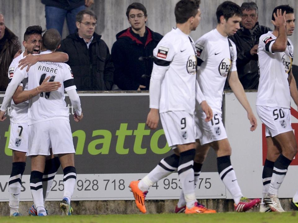 V. Guimarães: Pedro Correia com paragem de seis a nove meses