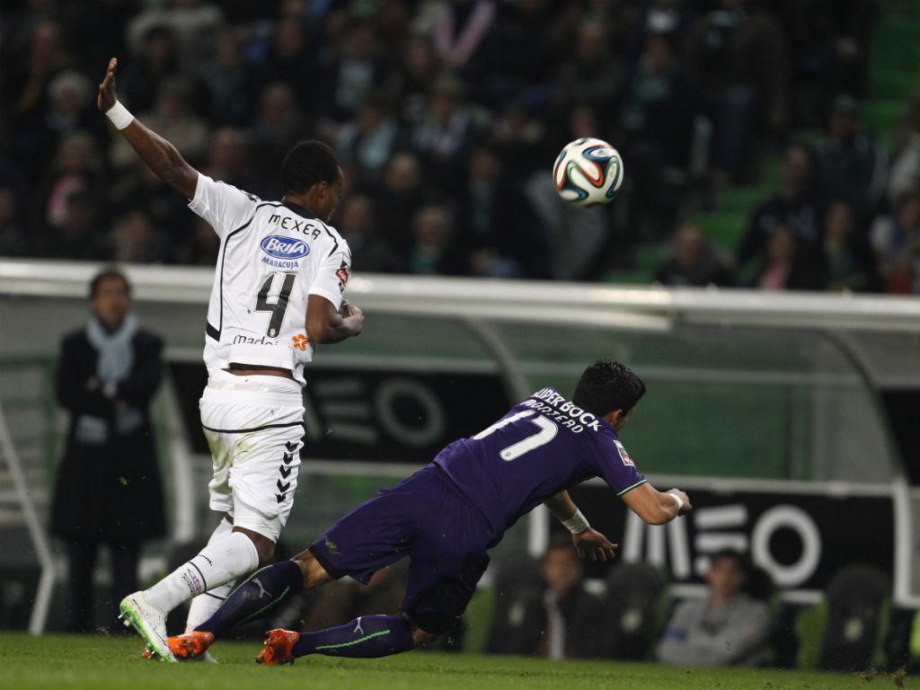 Mexer: «Não ambiciono regressar ao Sporting»