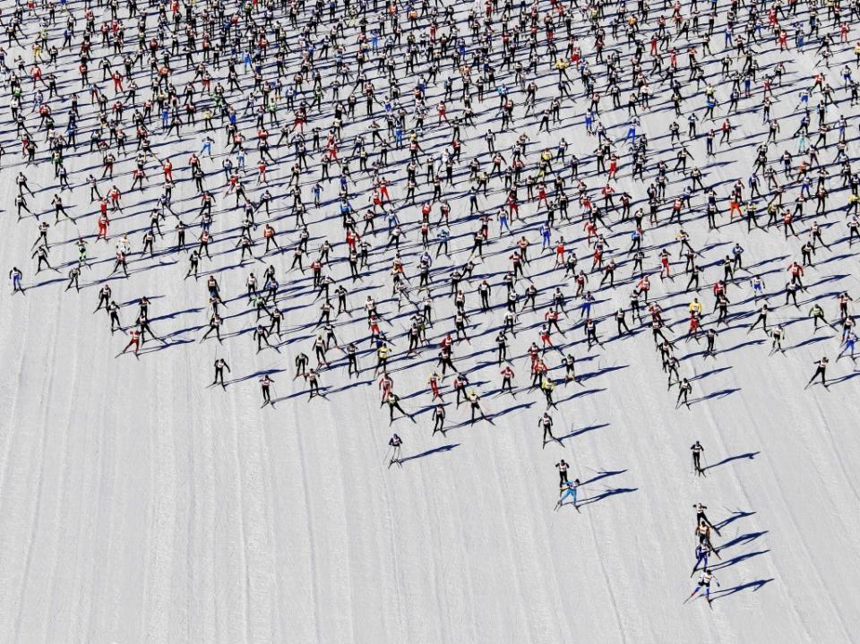 Sochi-2014: aí vão seis medalhas de ouro para Marit Bjoergen