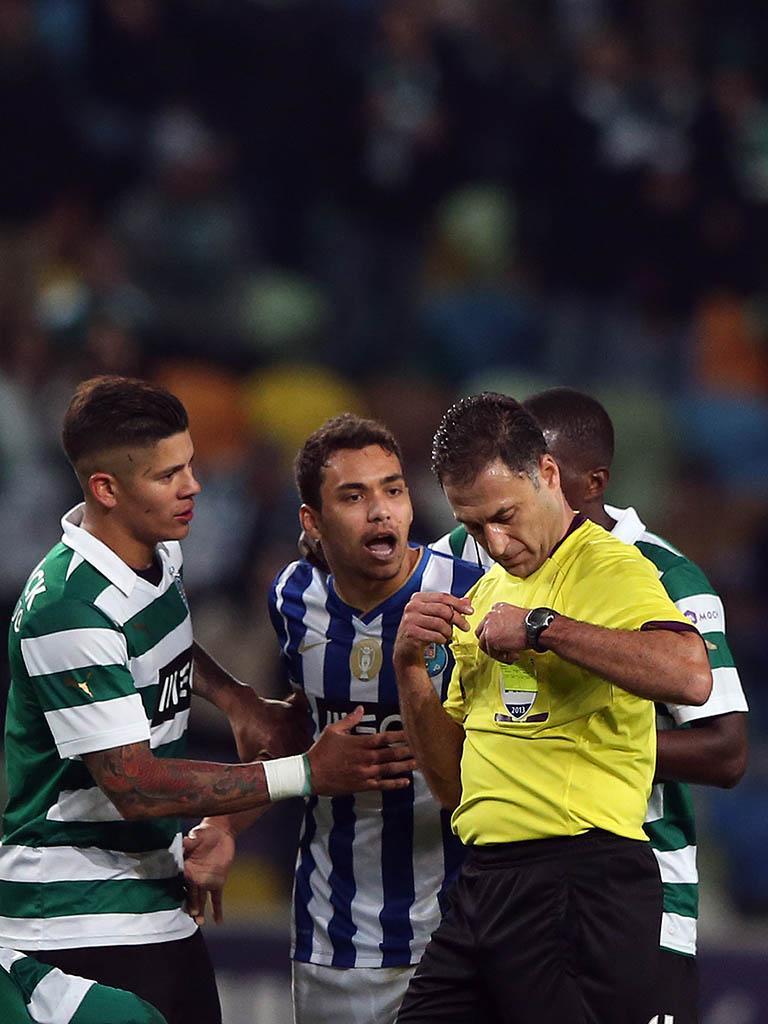 Sporting vs FC Porto (LUSA)