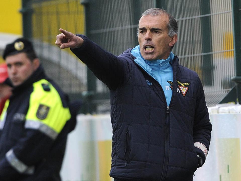 II Liga: Fernando Valente é o novo treinador do Santa Clara