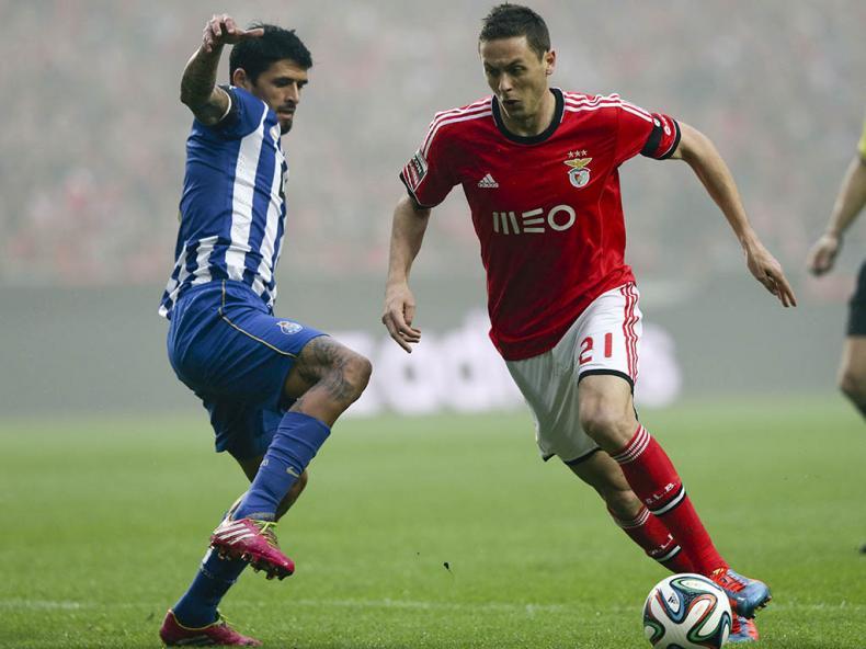 Benfica vs FC Porto (LUSA)
