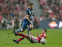 Benfica-FC Porto, 2-0 (destaques dos dragões)