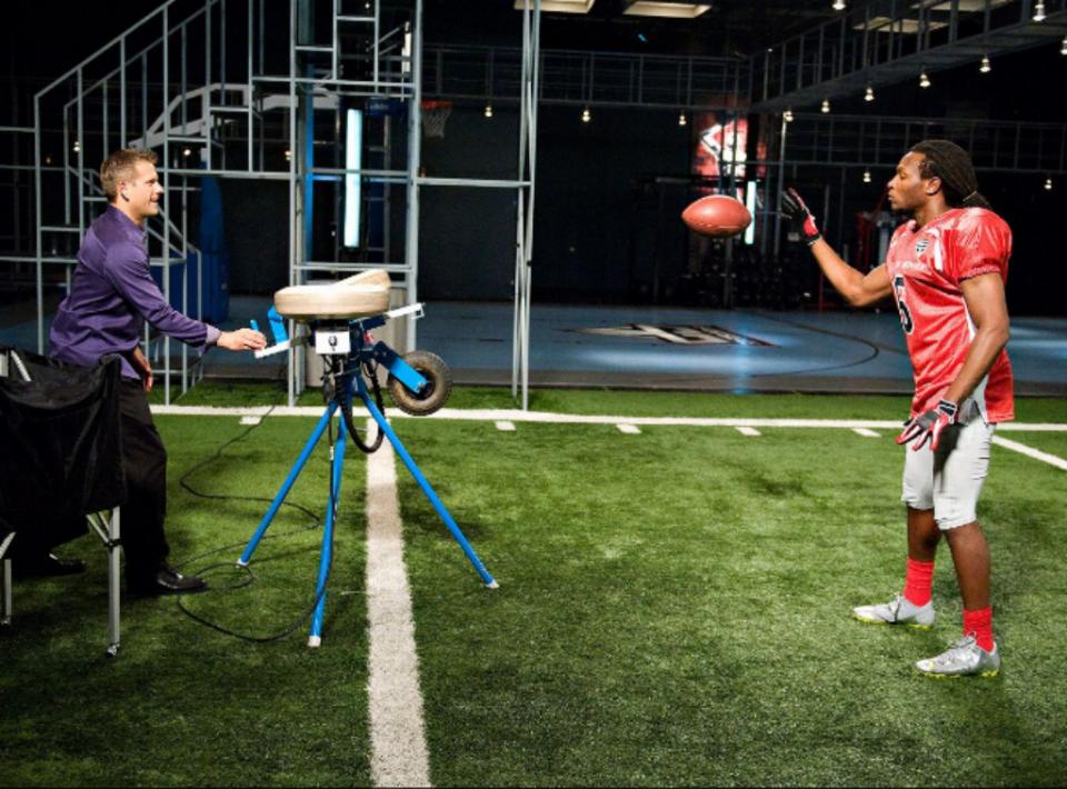 «Só na América»: o desporto como ciência