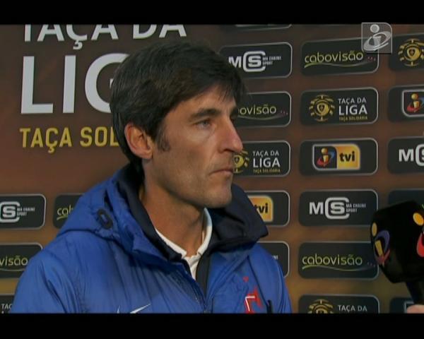 Marco Paulo: «Vitória na Choupana era bastante importante»