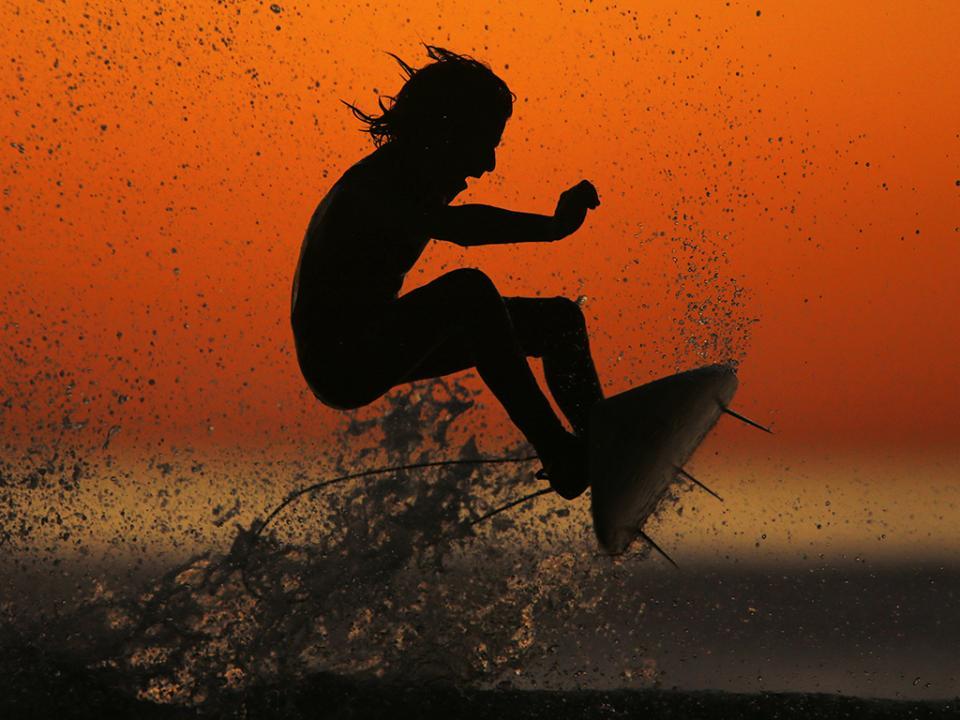 Surf: Vasco Ribeiro é campeão do Mundo de juniores